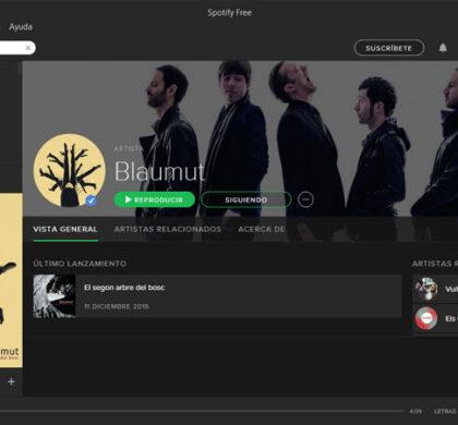 ¿Cómo verificar tu página de artista en Spotify?