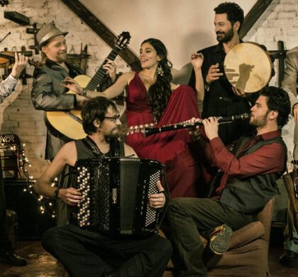 Del Ebro al Danubio, the most creative album of the Barcelona Gipsy balKan Orchestra (BGKO)