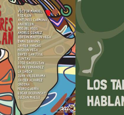 Los Tambores Hablan. 21 Grandes Artistas y la ONGD SED por África.