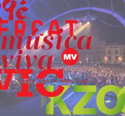 El nostre pas pel Mercat de Música Viva de Vic (MMVV 2017)