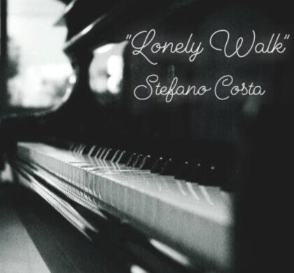 Stefano Costa presenta su quinto disco 'Lonely Walk'