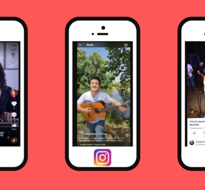 TikTok, Instagram Reels y YouTube Shorts: la importancia del vídeo corto y vertical